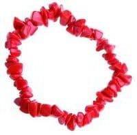 rouge collier de corail