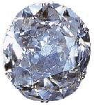 beau diamant, diamant bleu, diamant rare